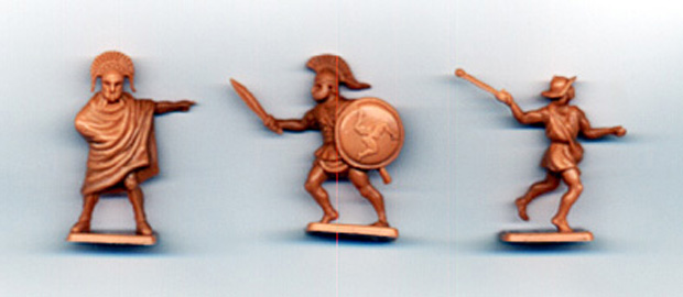 Ancient Greek Infantry, 1:72 Miniatures ZVEZDA 8005