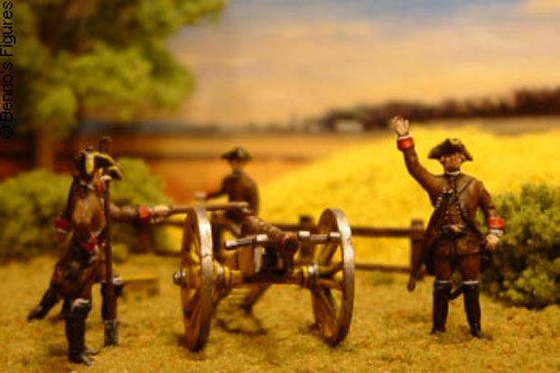 Revell Austrian Artillery of the Seven Years' War