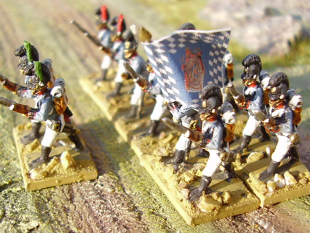 Bavarian 11th Infanterie-Regiment Kinkel