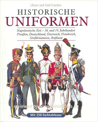 Historical Uniforms, Liliane und Fred Funcken