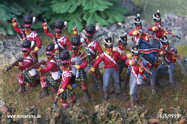 92nd (Gordon) Highland Regiment