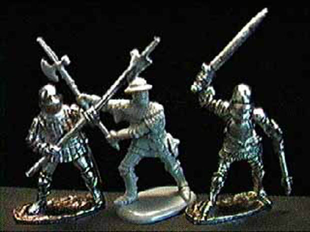 Medieval English Army of the Wars of the Roses ca. 1480, 1:72 Miniatures Tumbling Dice DAP1