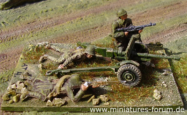 37 mm anti-tank gun in French service