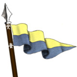 Medieval Guidon