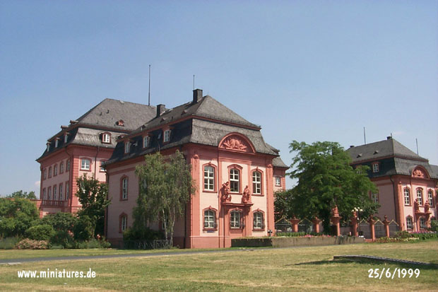 Napoleon's Residence at Mainz, 1804–1813