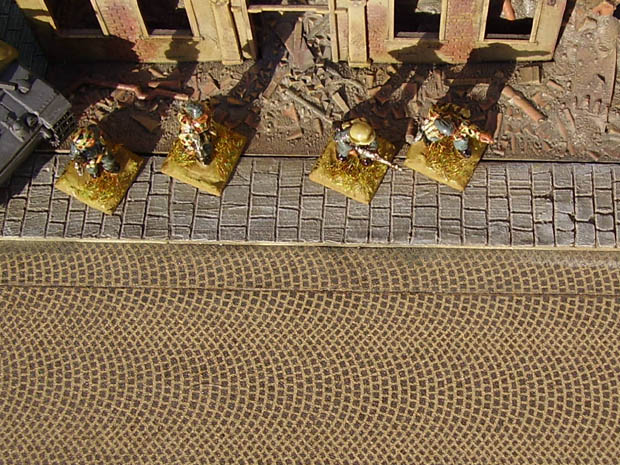 Roman Pavement, 1:87 H0 Model Kit Faller 652