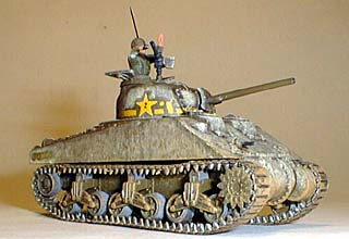 M4.E1 Sherman Medium Tank