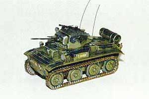 Light Tank Mk.VII, Tetrarch Mk.I
