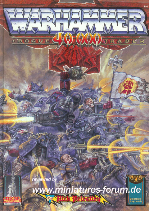 Warhammer 40,000 by Games Workshop